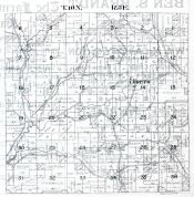 Township 10. N., Range 3 E. - Loreto, Sauk County 1921